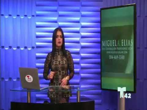 """Entrevista """"Telemundo Noticias"""" a Salvador Nasralla"""