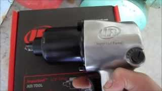 Ingersoll Rand 231C 1/2-Inch Impact Wrench Review - Super-Duty Air Impact Wrench $119