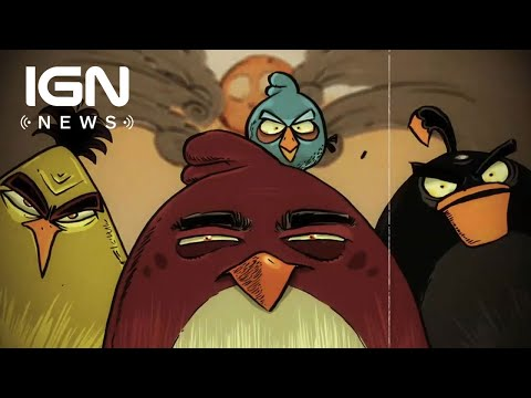 Angry Birds Takes on Esports - IGN News