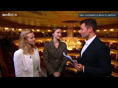 #MoscowBalletCompetition13 - Interview with Svethlana Zakharova
