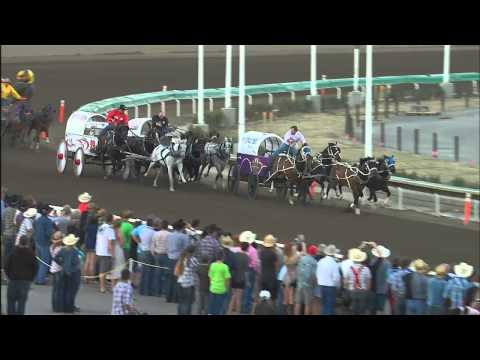 2013 GMC Rangeland Derby Top 3 Heats - Day 5