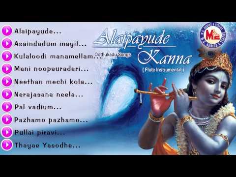 അലൈപായുതേ കണ്ണാ | ALAIPAYUTHE KANNA | Hindu Devotional Krishna Songs | Flute Instumental Songs