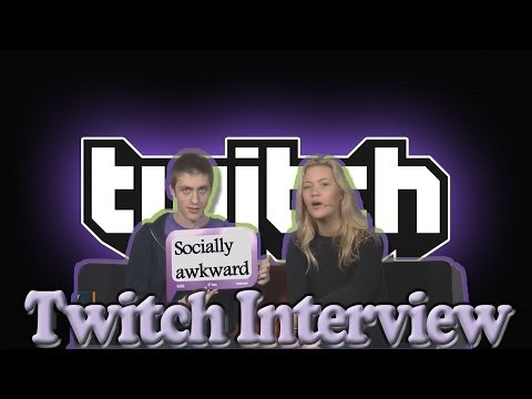 Sodapoppin Twitch Interview at Dreamhack (FULL)
