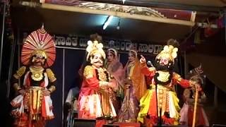 Yakshagana - Bheeshma vijaya - saligrama mela - Jalavalli as bheeshma - 5
