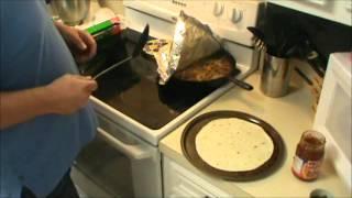 Steak Fajita Quesadillas