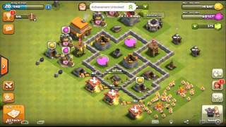 Clash of Clans Strategy of Removing Obstacles & Gems Box on Day 8 Part 1
