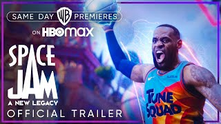 Space Jam: A New Legacy | Official Trailer | HBO Max