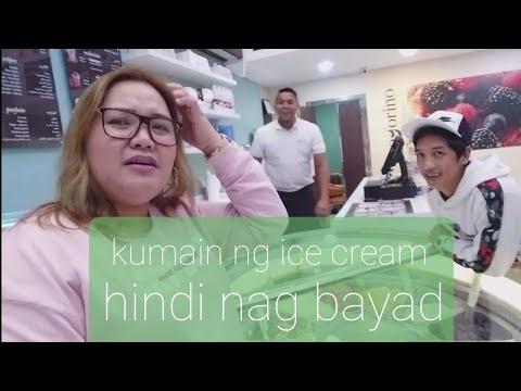 Tinakbuhan Namen Ung Ice Creaman! Shisha Time