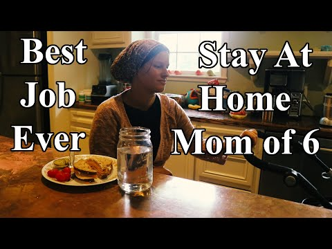 Stay At Home Mom of 6/Night Cleaning/Family Life!!!