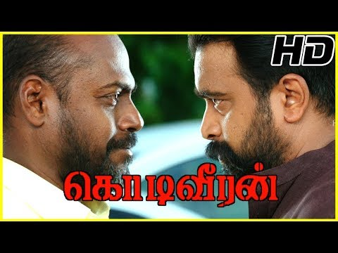 Kodiveeran Best Scenes | Kodiveeran | Sasikumar | Mahima Nambiar | Poorna | Bala Saravanan