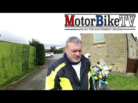 Day In Life Of A Biker Cop with Kevin Lear MotorBike TV MotorBike Rider Magazine