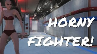 Horny Fighter - About As Sexy As A Bag Of Mince (DTV)