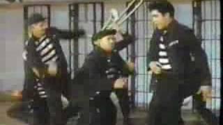 Elvis Presley: Jailhouse Rock 1957 colour
