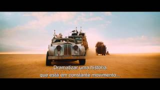 Mad Max: Estrada da Fúria - Entrevista George Miller