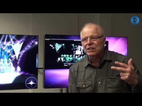 Teddy Goetz über die Timeline-Programmierung der James Last Tour 2013