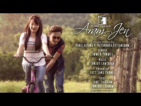 Immer Panmei - ARAM JEN   Kabui Music Video, 2016