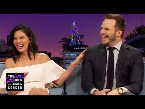 Nudity Clauses w Olivia Munn & Chris Pratt