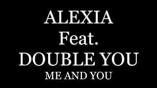 Alexia Feat  Double You   Me and you Eurodance anos 90