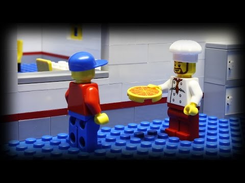 Lego Pizza Delivery 5 from YouTube · Duration:  6 minutes 27 seconds