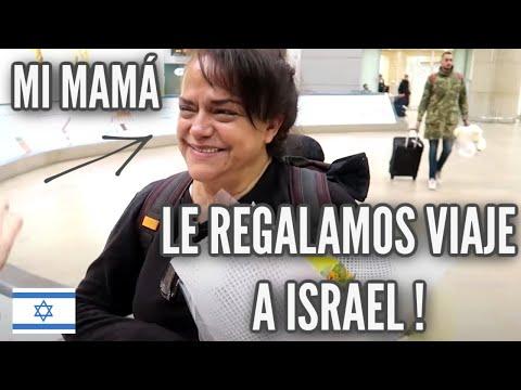 MI MAMÁ LLEGÓ A ISRAEL VLOG COMPLETO! VLOG#98