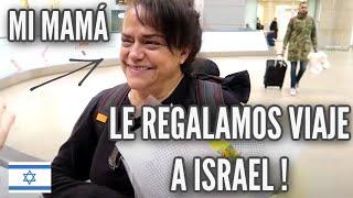 MI MAMÁ LLEGÓ A ISRAEL VLOG COMPLETO! V...