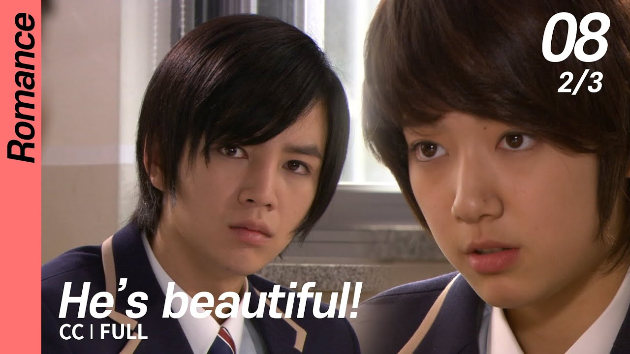 Download [CC/FULL] He's beautiful! EP08 (2/3) | 미남이시네요
