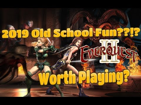 EverQuest II : Kalidim 2019 TLE Server Impressions