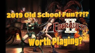 EverQuest II : Kalidim 2019 TLE Server Impressions