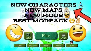 NEW MODPACK IN BOMB SQUAD!!|SHAYSQUAD|SSMP 1.4|NEW CHARACTERS,MAP,MINIGAMES|BEST MODPACK| LINK |