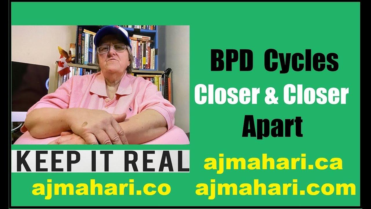Borderline Personality Relationships - BPD Splitting Push