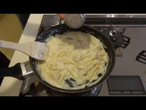 一度に沢山作れるガスオーブンでチキンマカロニグラタンの作り方 レシピ動画