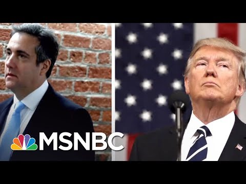 President Trump Allies Worry Feds May Have Audio Recordings From Cohen Raid | The 11th Hour | MSNBC