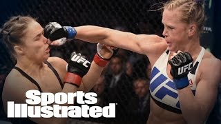 Holly Holm on potential Ronda Rousey rematch: 'I'll have to train twice as hard' | SI Now