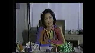 Ms. Susan Roces talks about Nora Aunor