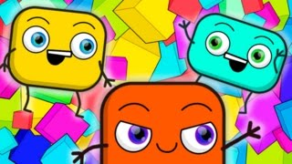 Мультики Для Детей! Сборник #6 ❒ Кубики Развивающий Мультик
