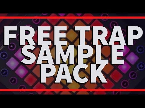 FREE EDM/TRAP SAMPLE PACK (2017) [120+ Sounds] (FREE DOWNLOAD)