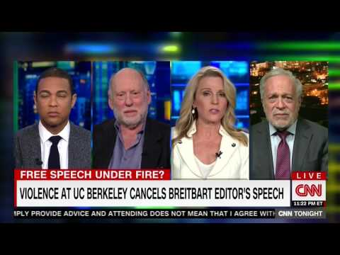 Robert Reich blames Berkeley riot on right-wing 'outside agitators' possibly affiliated with Milo