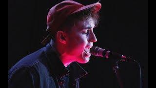 Sam Fender Performing 'Dancing In The Dark' (Live at KROQ)