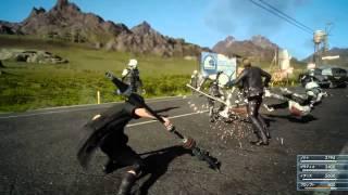 Final Fantasy XV — трейлер