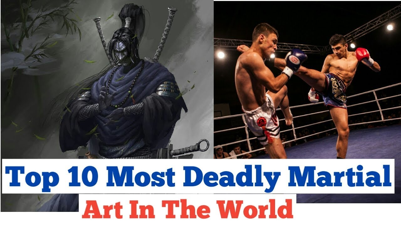 hindi top 10 most deadly martial arts in the world 10 most