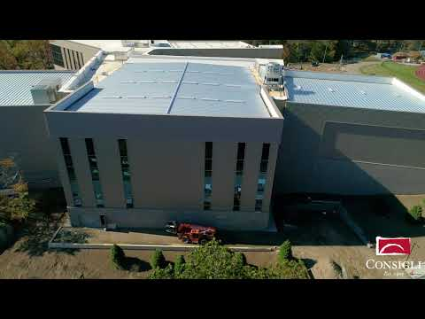 Consigli Construction - Hackley School Health & Wellness Center - October 27th, 2017