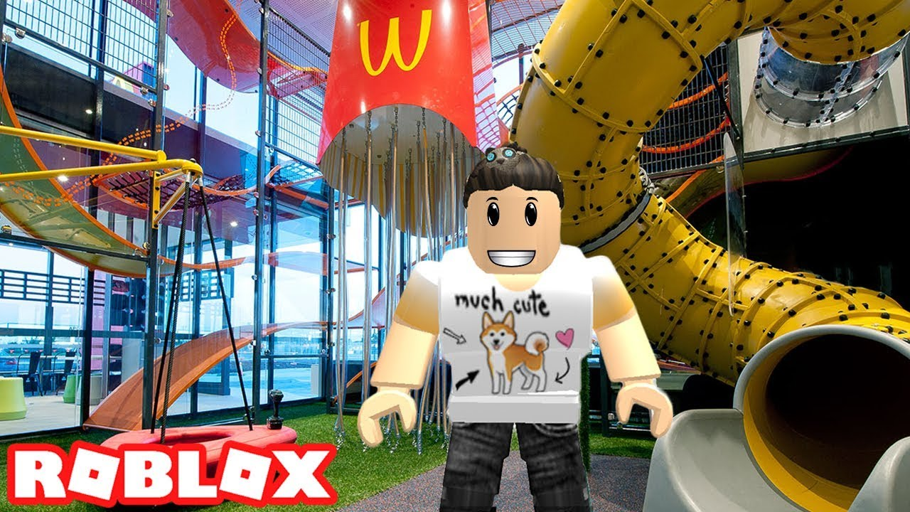 Building A Kids Playground In Roblox Restaurant Tycoon Episode 1 - playground roblox