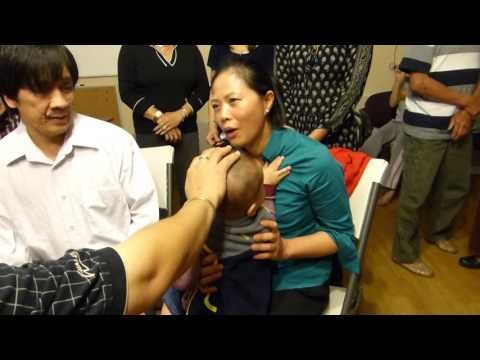 Andy Xuan Bach Tran- Gospel and miracle healing ministry 2016-California mission