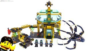 LEGO Aqua Raiders Aqua Base Invasion from 2007! set 7775