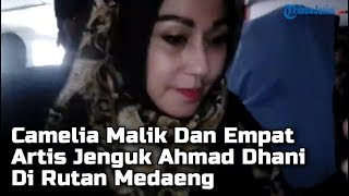 Download Video Camelia Malik Dan Empat Artis Jenguk Ahmad Dhani Di Rutan Medaeng MP3 3GP MP4