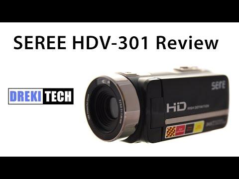 Seree Sere Sereer HDV-301 Camcorder review