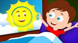 morning song | let's wakeup | original song | nursery rhyme | childrens rhymes