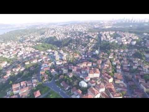 DJI Phantom 3 Professional - Skies The Limit 500m up Travel in turkey | Phantom Boy