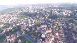 DJI Phantom 3 Professional - Skies The Limit 500m up Travel in turkey | Phantom Boy