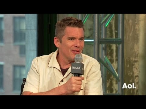"""Ethan Hawke and Robert Budreau On """"Born to Be Blue"""" 